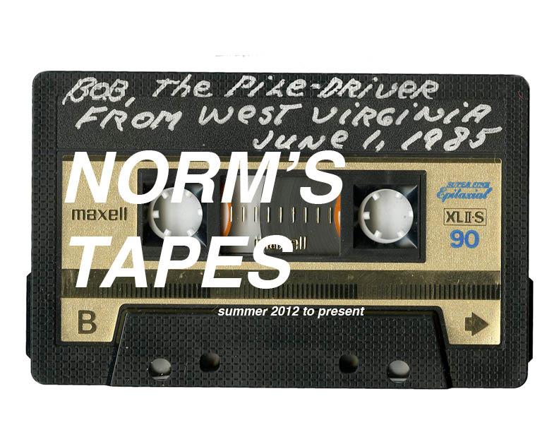 norms tapes
